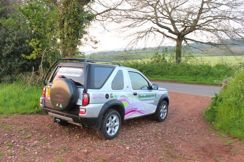 Range Experts 4x4, we'll get to you whatever the weather!