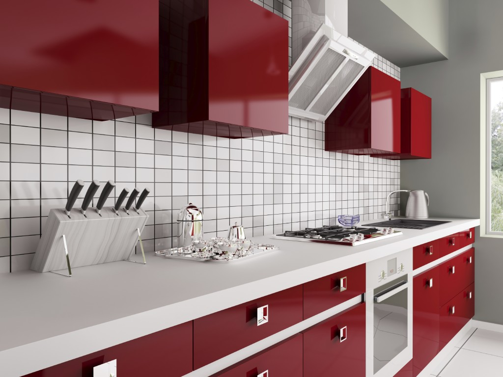 red kitchen 2015 endearing 2015 white kitchen designs red home - Red Kitchen 2015
