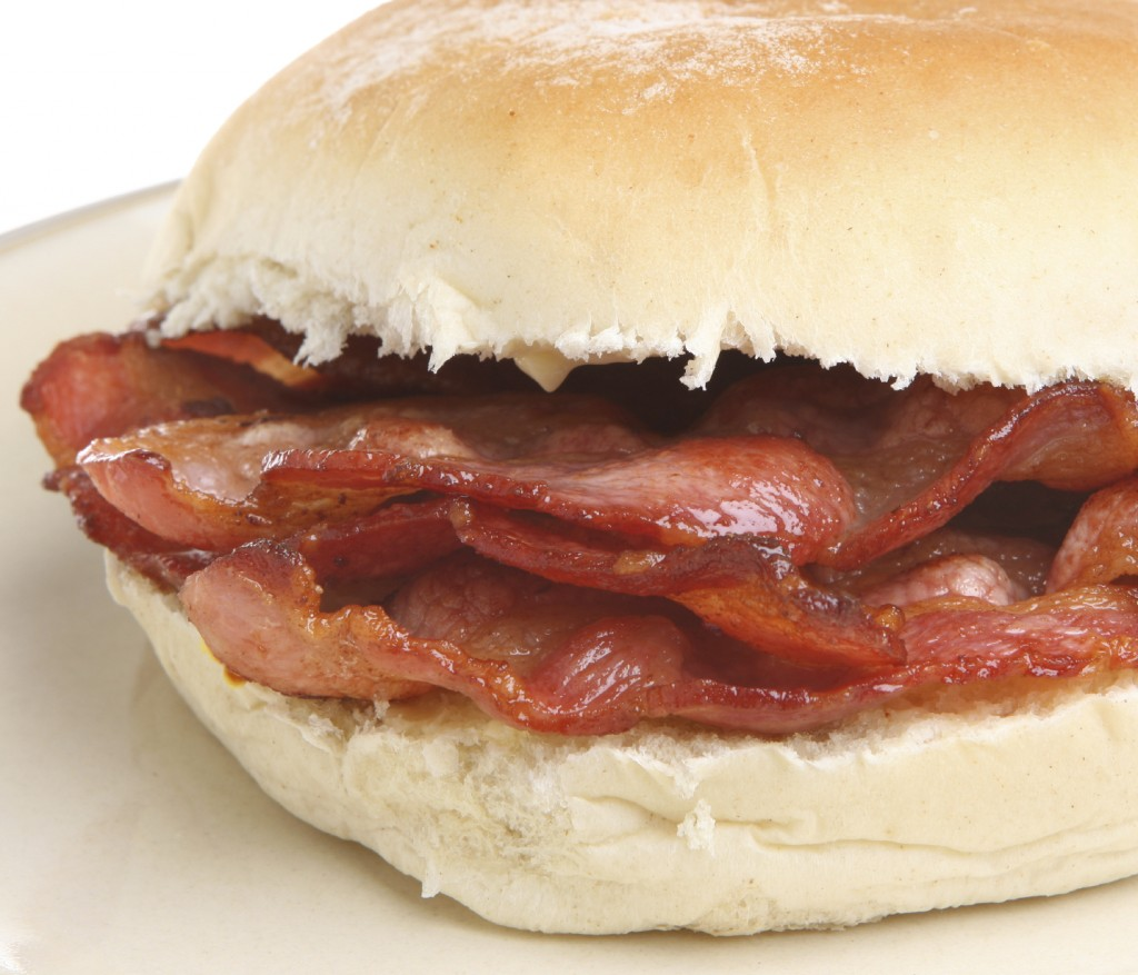 Crispy Bacon Roll