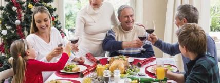family christmas dinner iStock_000053496514_Medium